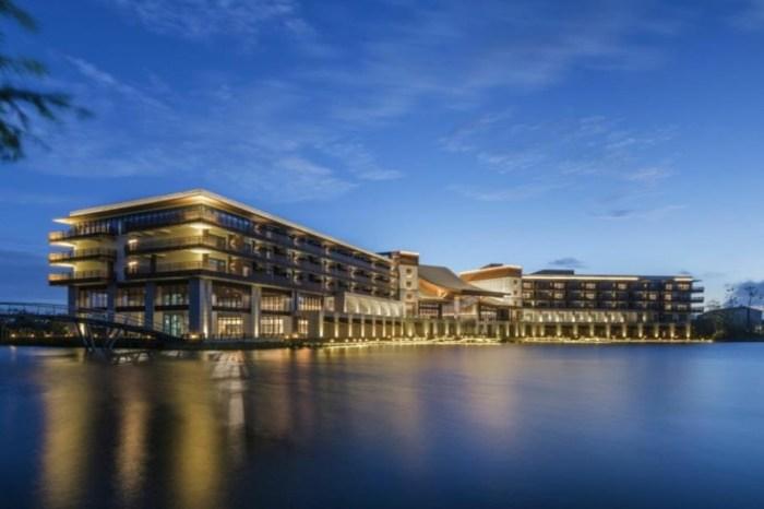 【中國蘇州住宿推薦】水月周莊鉑爾曼酒店:擁200畝江南水鄉意境!