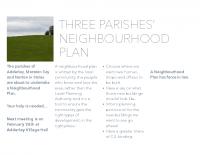 Neighbourhood Plan Flyer Draft 2