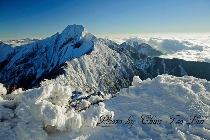 Yushan Mountains - Taiwan