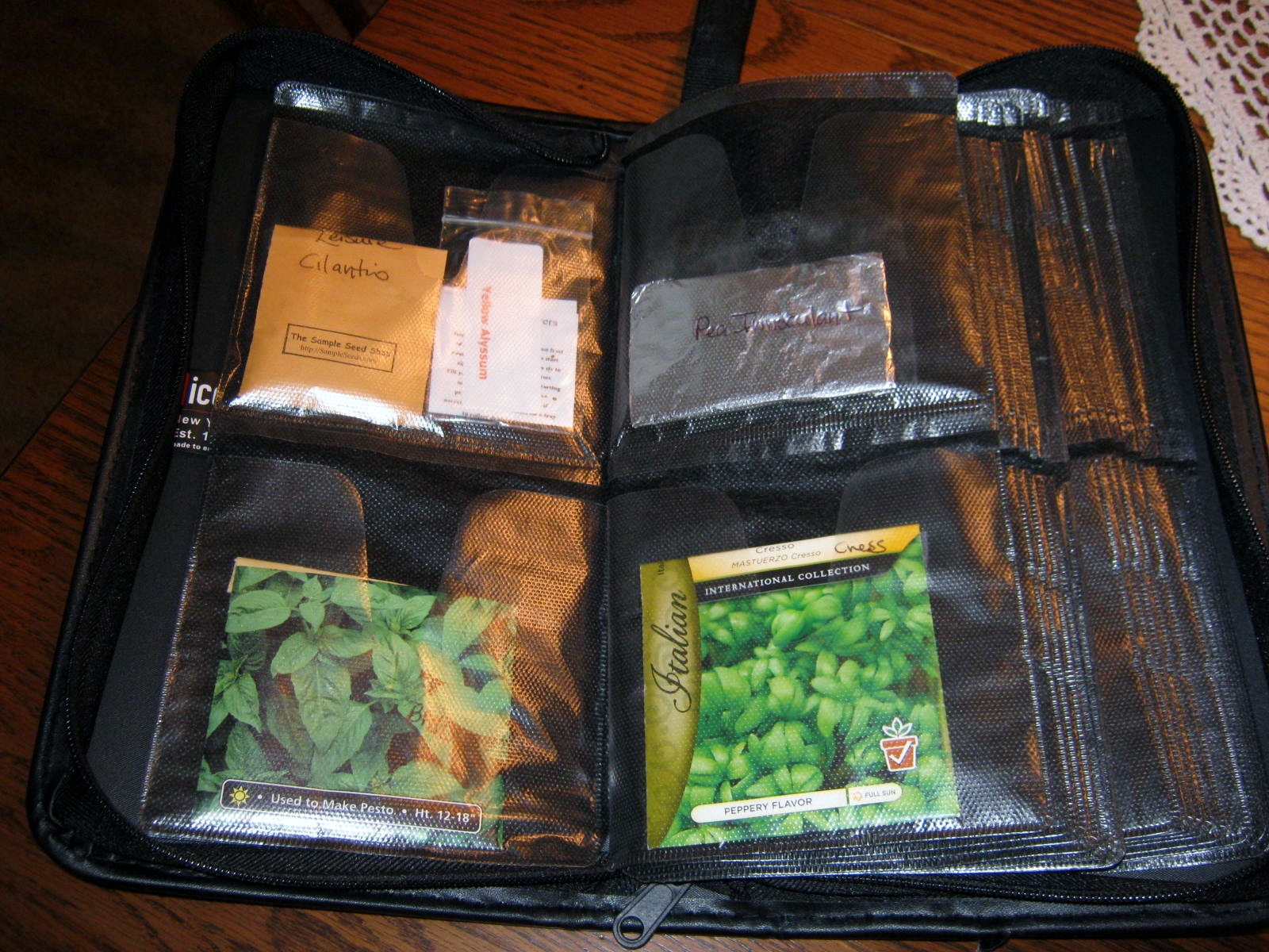 Problem Solving Storing Garden Seeds Minding My P S With Q