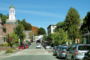 defining small town and leadership