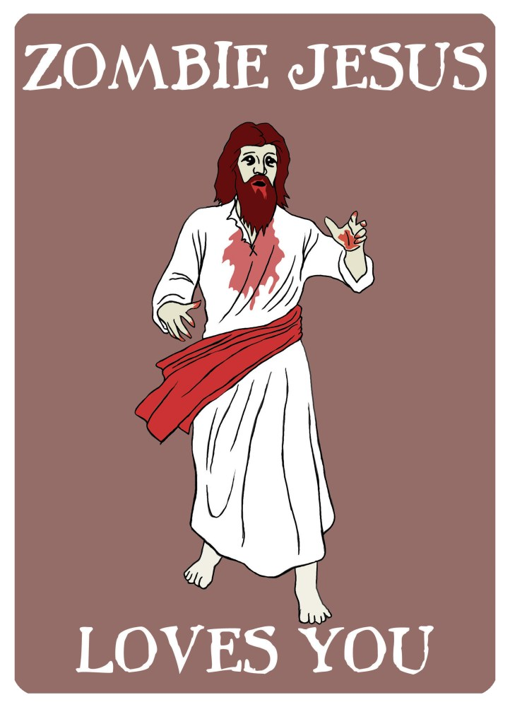 A Zombie's Guide to Lent (1/2)