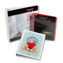 Clear Insertable Binders