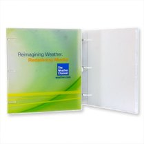 Closeable Poly Binders