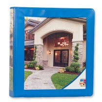 Frame Style Clear View Binder