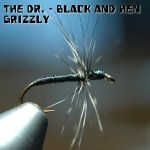 grizzly soft hackle kebari text