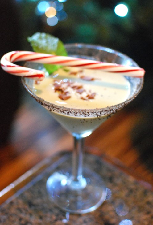 Holiday Drinks Mint