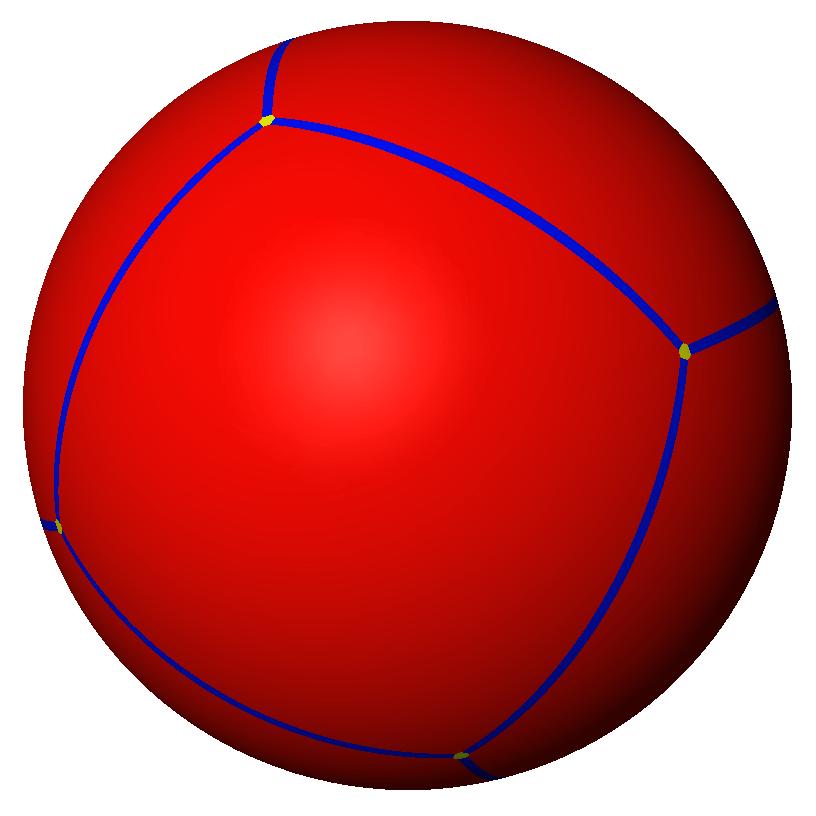 spherical cube