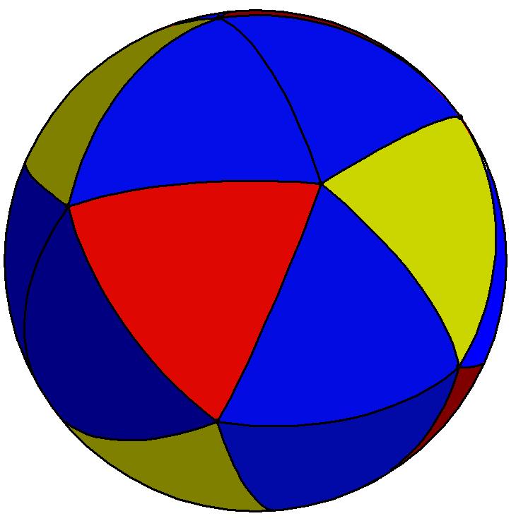 spherical icosahedron