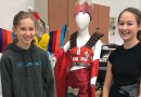 Vegreville students use recycled material to create artistic outfits