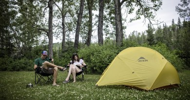 Get ready to book your camping trips