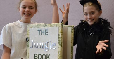 Students bring Disney's Jungle Book to life on stage