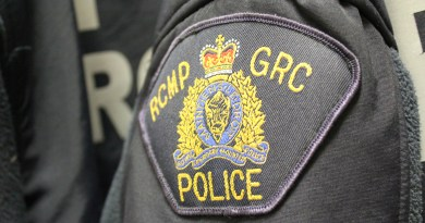 Mannville man arrested for criminal harassment