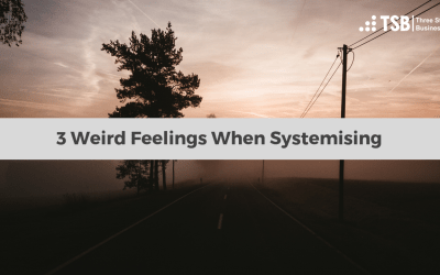3 Weird Feelings When Systemising
