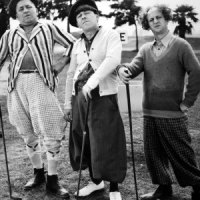 Three Stooges photographs