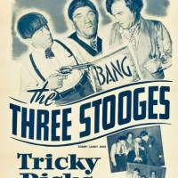Three Stooges movie posters