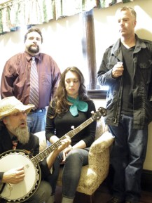 3xbad Promo Pic Banjo