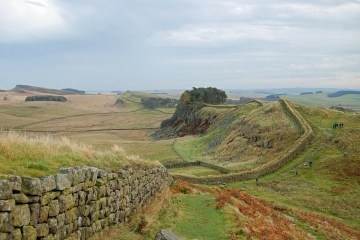 england hadrien wall uk