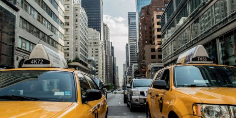taxi cab nyc