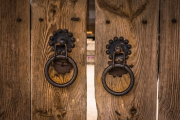 knocker hanok korea