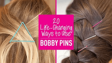 Bobby Pins May Be Small But Are Very Useful Here Are 0 Ways That You Can Put Them To Better Use