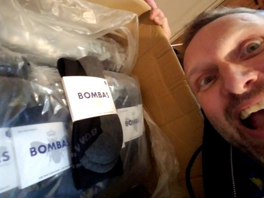 Bombas socks 2017-11