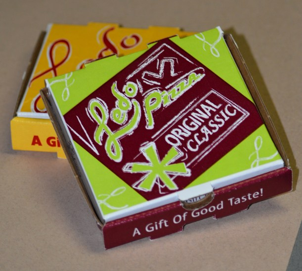 Don't forget to get gift cards for your pizza lovers. Photo by Mike Hartley