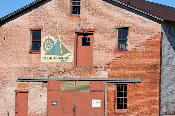 New Sign - Old Building Photo by Mike Hartley