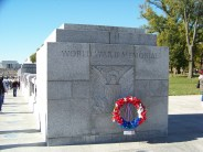 Entrance to Memorial Photo by Mike Hartley