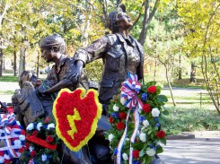 Nurses Memorial Photo by Mike Hartley