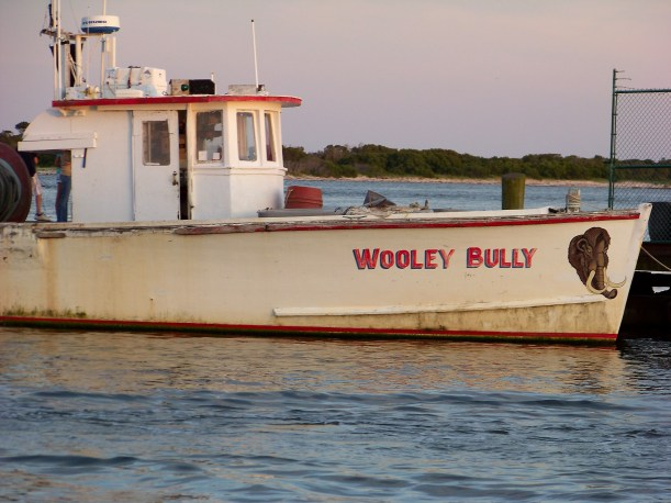 Fishing boat in Ocean City Photo by Mike Hartley