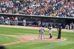 Ladies and Gentlemen, now batting, number 2, Derek Jeter