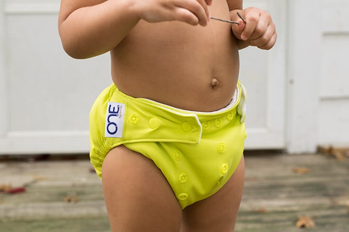 This is a great diaper for bedtime and is perfect for toddlers who still wetting the bed.