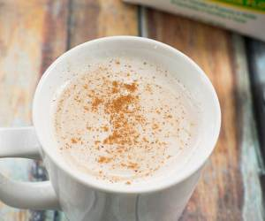 atole de vainilla is a delicious hot Mexican beverage. It is popular throughout the holidays. Try it, you will love it!