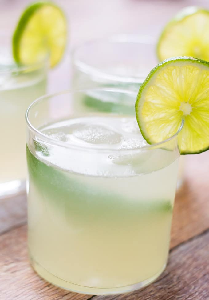 Agua de limon is another agua fresca popular in Mexico. This beverage is refreshing during the hot summer months. Make this agua de limon this Cinco de Mayo. It is sure to be a hit!