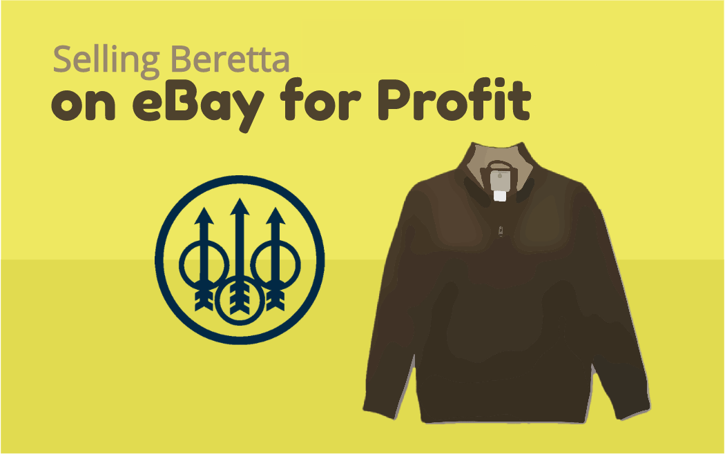 Make Money Selling Beretta Clothing on eBay