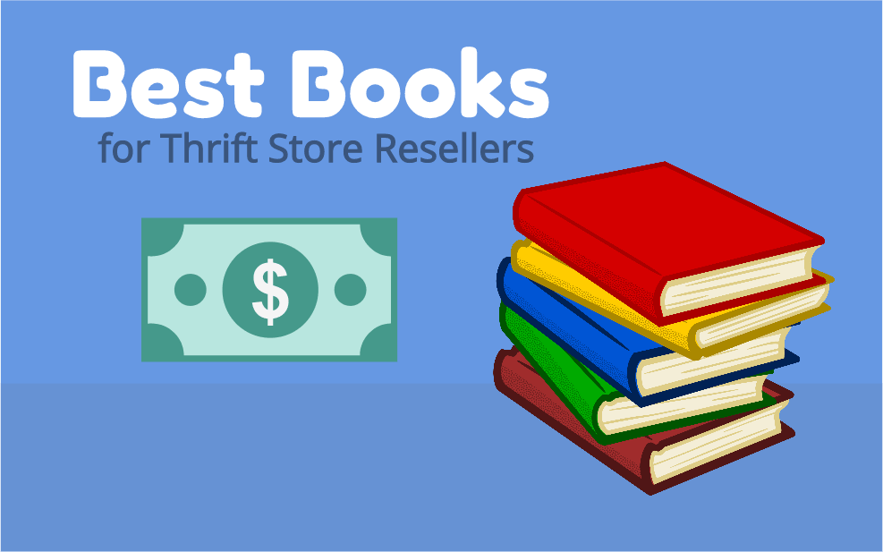 9b6e67d91e 5 Best Books About Flipping Thrift Store Items for Profit on eBay ...