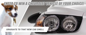 Chevrolet's College Graduate Sweepstakes