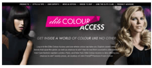 Elite Color Access Instant Win Game