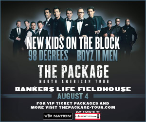 Bankers Fieldhouse Sweepstakes