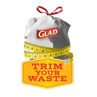"""Glad """"Trim Your Waste"""" Sweepstakes"""