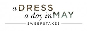 Guess A Dress a Day in May Sweepstakes