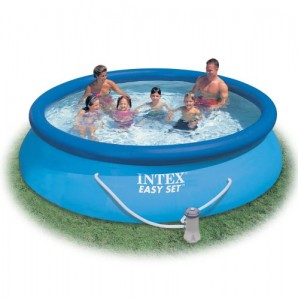 Intex Easy Set Round Pool Set