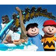 My Coke Rewards - Cedar Fair Amusement Park or Water Park Ticket Package Instant Win Game