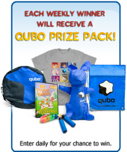 Qubo Family Fun' Sweepstakes