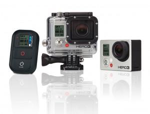 GoPro Hero 3 Giveaway