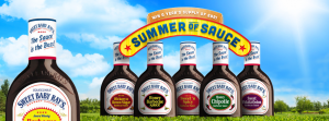 SWEET BABY RAY'S SUMMER OF SAUCE GIVEAWAY