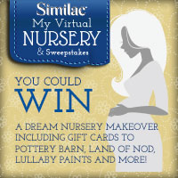 Similac My Virtual Nursery Sweepstakes & Instant Win Game