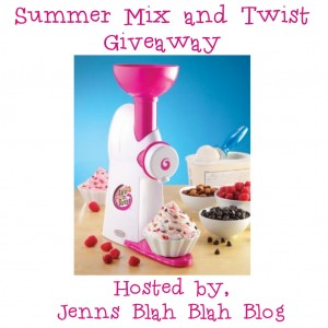 Summer Mix and Twist Giveaway