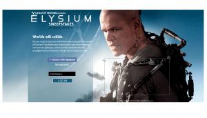 Yahoo! Elysium Sweepstakes